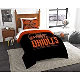The Northwest Co mpany MLB Baltimore Orioles Grandslam Twin 2-piece Comforter Set