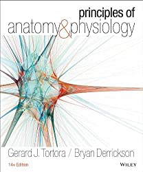 By Gerard J. Tortora Principles of Anatomy and Physiology (Tortora, Principles of Anatomy and Physiology) (14th Edition) [Hardcover]