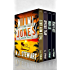 Miami Jones Florida Mystery Series Box Set - Books 1-4: Toes in the Sand Collection