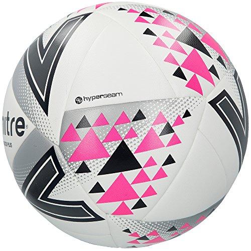 Match Plus Mixte argent Football Blanc De Ultimatch Ballon Mitre pink Hn7EwCqxfw