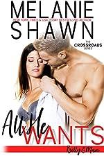 All He Wants - Billy & Maxi (Crossroads Book 9)