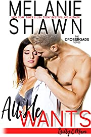 All He Wants - Billy & Maxi (Crossroads Book 9)