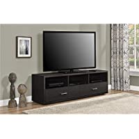 Altra Furniture Clark TV Stand up To 70, Espresso