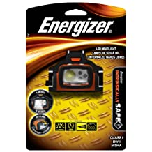 Energizer Intrinsically Safe 3-LED Headlight (Batteries Included)