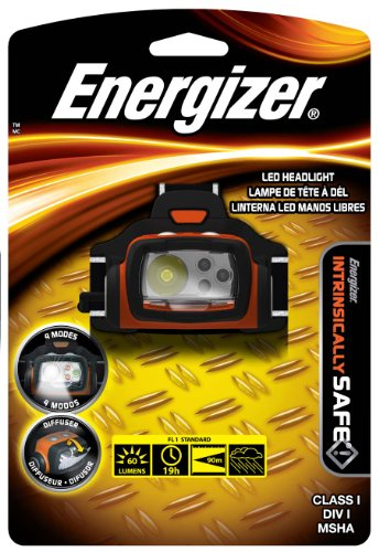 Energizer Intrinsically Safe Headlight