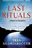 Last Rituals: A Novel of Suspense (Thora Gudmundsdottir Novels)