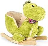 Rocking dinosaur Dino rocking animal rocker baby soft rocking horse infant