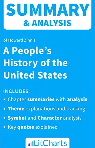 Amazoncom Summary Analysis Of A Peoples History Of The United