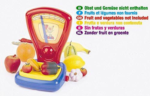 Theo Klein 9322 - Balanza Para Frutas Y Verdura: Amazon.es: Juguetes y juegos