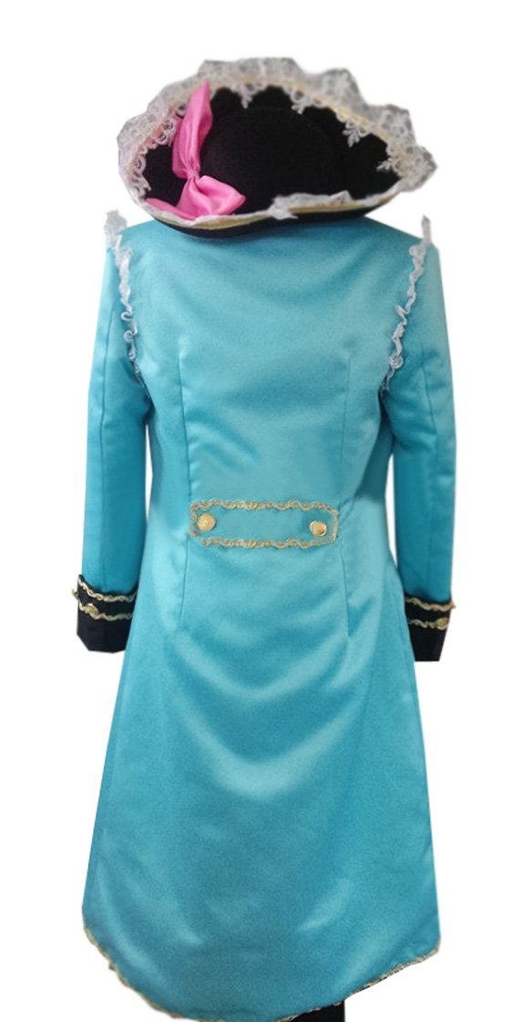 Dreamcosplay Anime Hetalia: Axis Powers France Seven Years War Uniform Cosplay