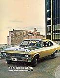 1969 Chevrolet Nova SS Sales Brochure