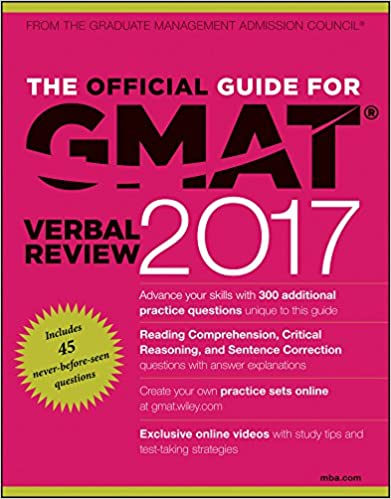 Gmat reading comprehension practice questions pdf