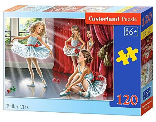 Ballet Class Puzzle - 4