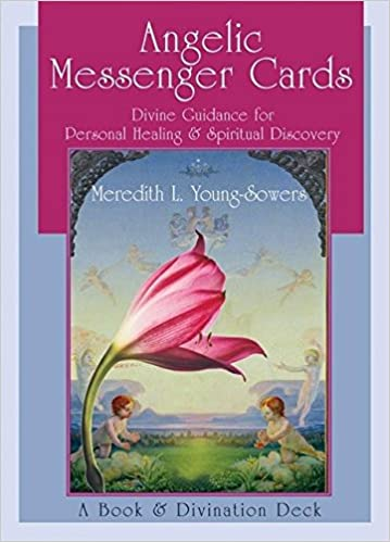 angelic messenger cards a divination system for selfdiscovery