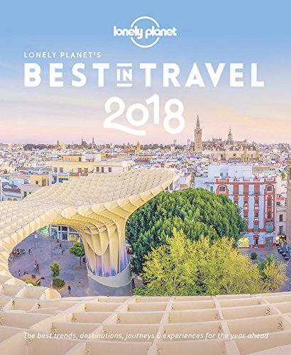 Lonely Planet Best Travel Spots Book & E-book (Best selling)