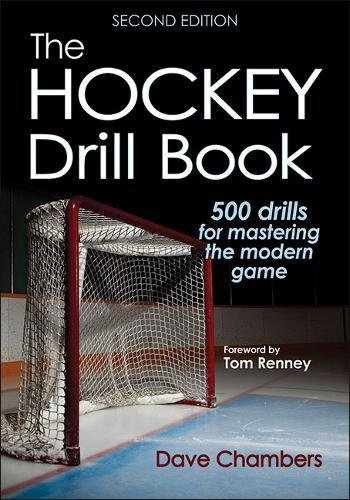 Hockey Drill Book 2nd Edition, The (Drill Book)
