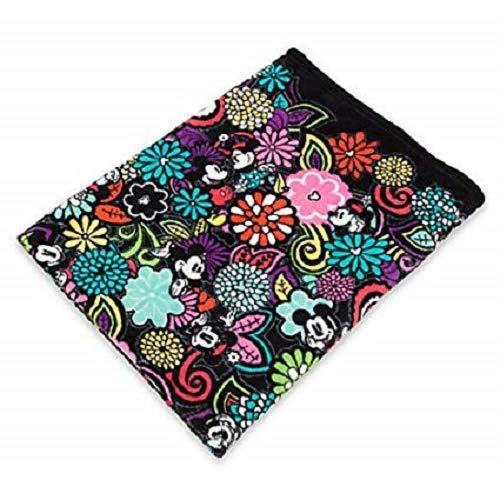 Disney Parks Magical Blooms Throw by Vera Bradley New with Tag