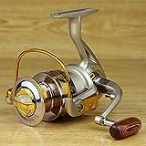 Cheap Fashion outlet 10BB Ball Bearing Saltwater/ Freshwater Fishing Spinning Reel 5.5:1 EF3000