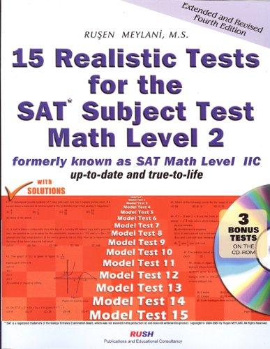 Sat Subject Test Math Level 2 Pdf