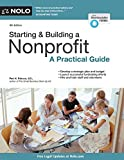 img - for Starting & Building a Nonprofit: A Practical Guide book / textbook / text book