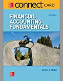 img - for Connect Access Card for Financial Accounting Fundamentals book / textbook / text book