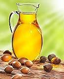 BIO 250 ml Arganöl ungeröstet. kaltgepresst 100 % rein, Direktimport aus Marokko. DE-Öko-006