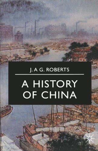 A History of China (Palgrave Essential Histories S)