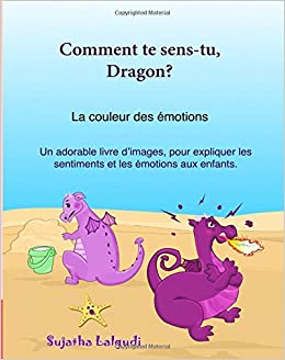 Comment Te Sens Tu Dragon La Couleur Des Emotions Livre