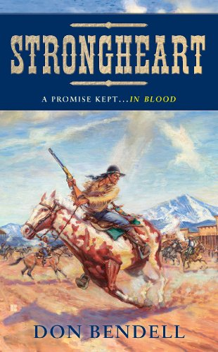 book cover of Strongheart