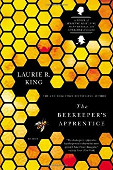 The Beekeeper's Apprentice 0553381520 Book Cover