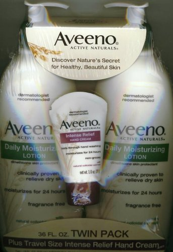 Aveeno Daily Moisturizing Lotion & Hand Cream