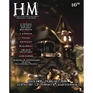 Hinnom Magazine Issue 005 (Volume 5)