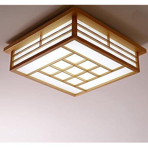 Lampes De Lyxg Maîtres Plafond Tatami Des Japonais Lumière Chambre PkNwnXO80