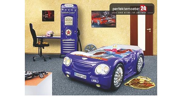 Sleep Car Auto cama cuna Juego Cama con somier y colchón ...