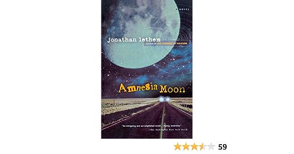 Download Amnesia Moon By Jonathan Lethem