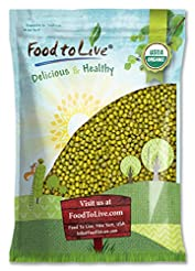 Certified Organic Mung Beans by Food to ...