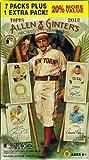 2012 Topps Allen & Ginter Baseball Factory Sealed Retail Box