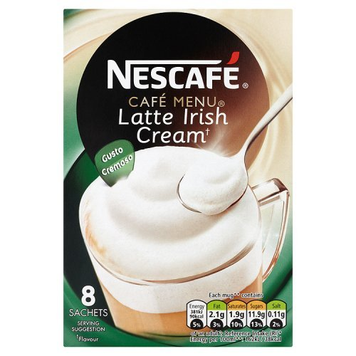 Nescafe - Latte Irish Cream - 176g