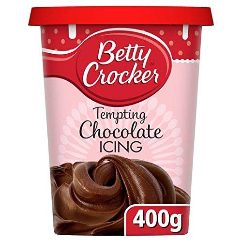 Betty Crocker leche 400 g de chocolate formación de hielo: Amazon.es: Alimentación y bebidas