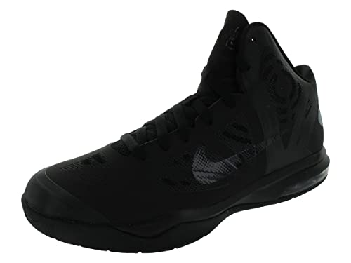 wholesale dealer 94cff 1bcec Nike Men s AIR Max HYPERAGGRESSOR Basketball Shoes 9 (Black Black Dark  Grey)  Amazon.ca  Shoes   Handbags