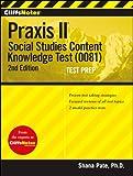 Praxis II, Shana Pate, 1118090454