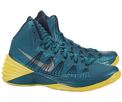 sale retailer 295c7 9c95c Nike Hyperdunk 2013 Mens Basketball Shoes 599537-300 Tropical Teal ...
