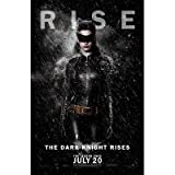(11x17) The Dark Knight Rises Catwoman Rise Movie Poster