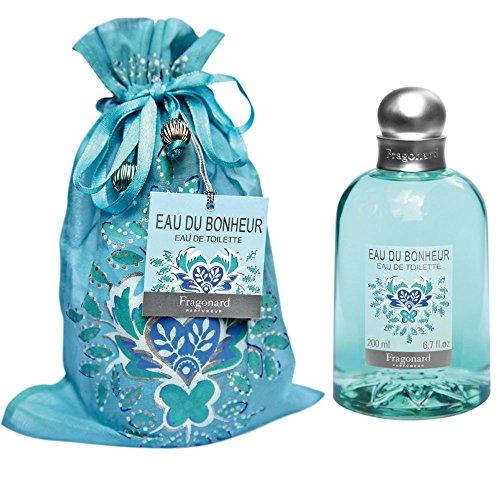 Fragonard Parfumeur Eau du Bonheur Eau de Toilette - 200 ml