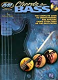 CHORDS FOR BASS BK/CD (Musicians Institute: Master Class)