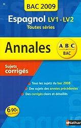 ANNAL 09 ABC SUJ COR ESPAGNOL