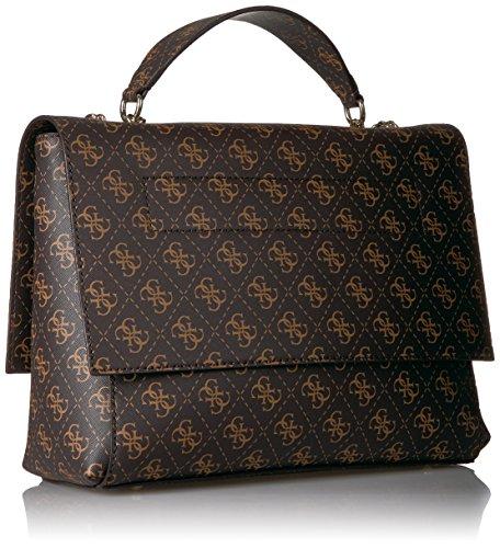 GUESS Ryann Logo Shoulder Bag, Brown by GUESS (Image #2)