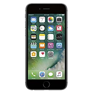 Apple iPhone 6S, 64GB, Space Gray – For AT&T / T-Mobile (Renewed)