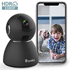 25fps 1080P HDR WiFi Security Camera Ind...