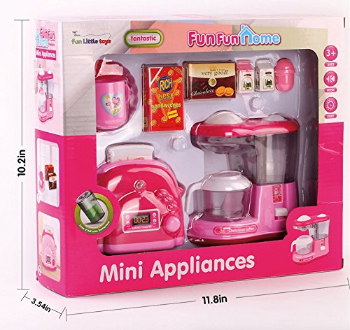 Product Wants To Learn How To Make Yummy Breakfast For Your Daddy And Mommy  Start Practicing Using This Mini Kitchen AppliancesThis Is A Very Popular  Mini ...